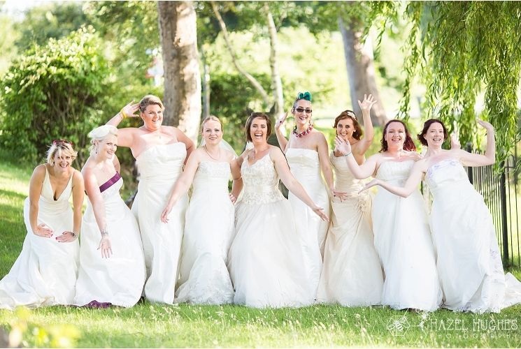 donating wedding dresses to charity photo - 1