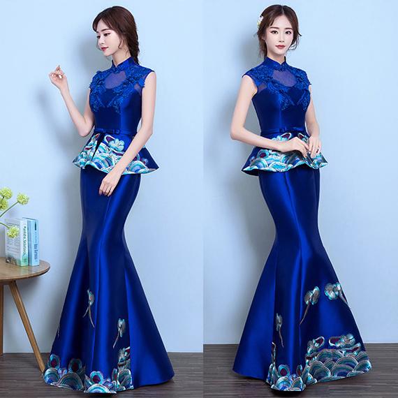 dragon wedding dresses photo - 1