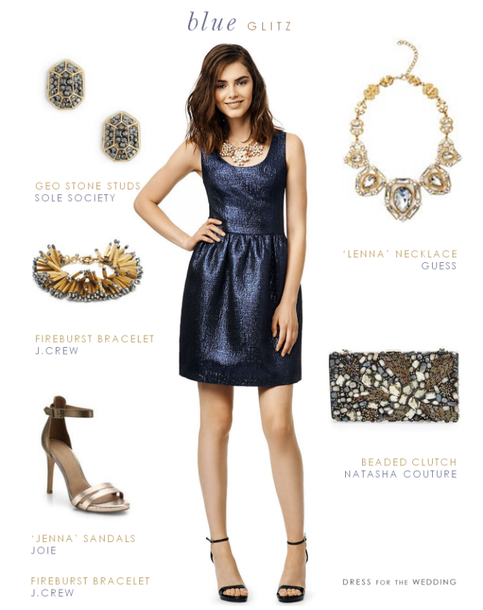 dresses for a wedding guest photo - 1