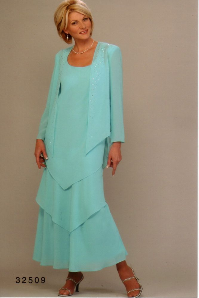dresses for grandmother wedding party photo - 1