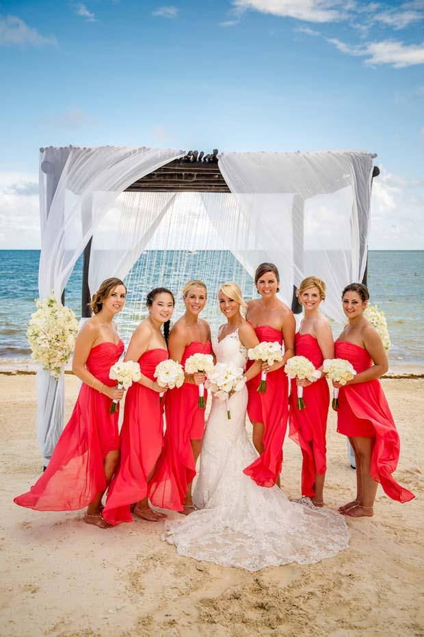 dresses for mexico wedding photo - 1