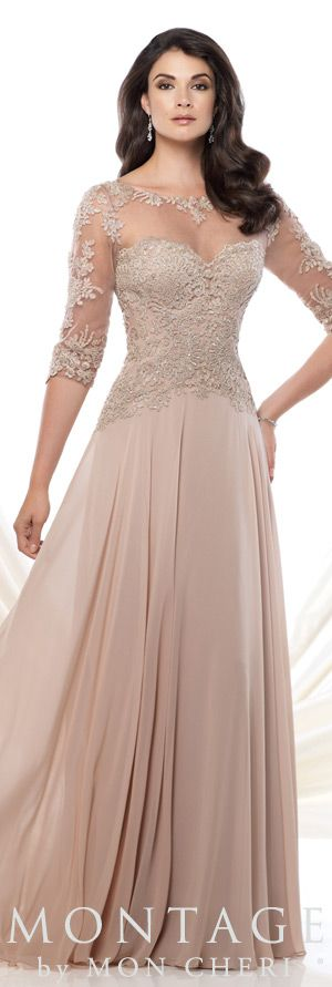 dresses for mother of the groom fall wedding photo - 1
