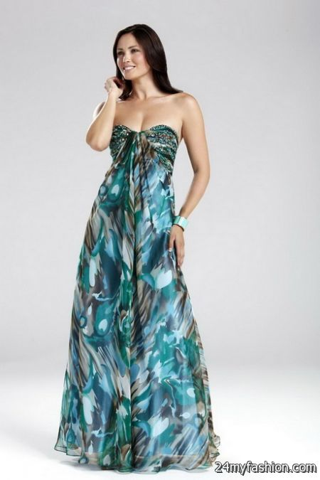 dresses for mother of the groom spring wedding photo - 1