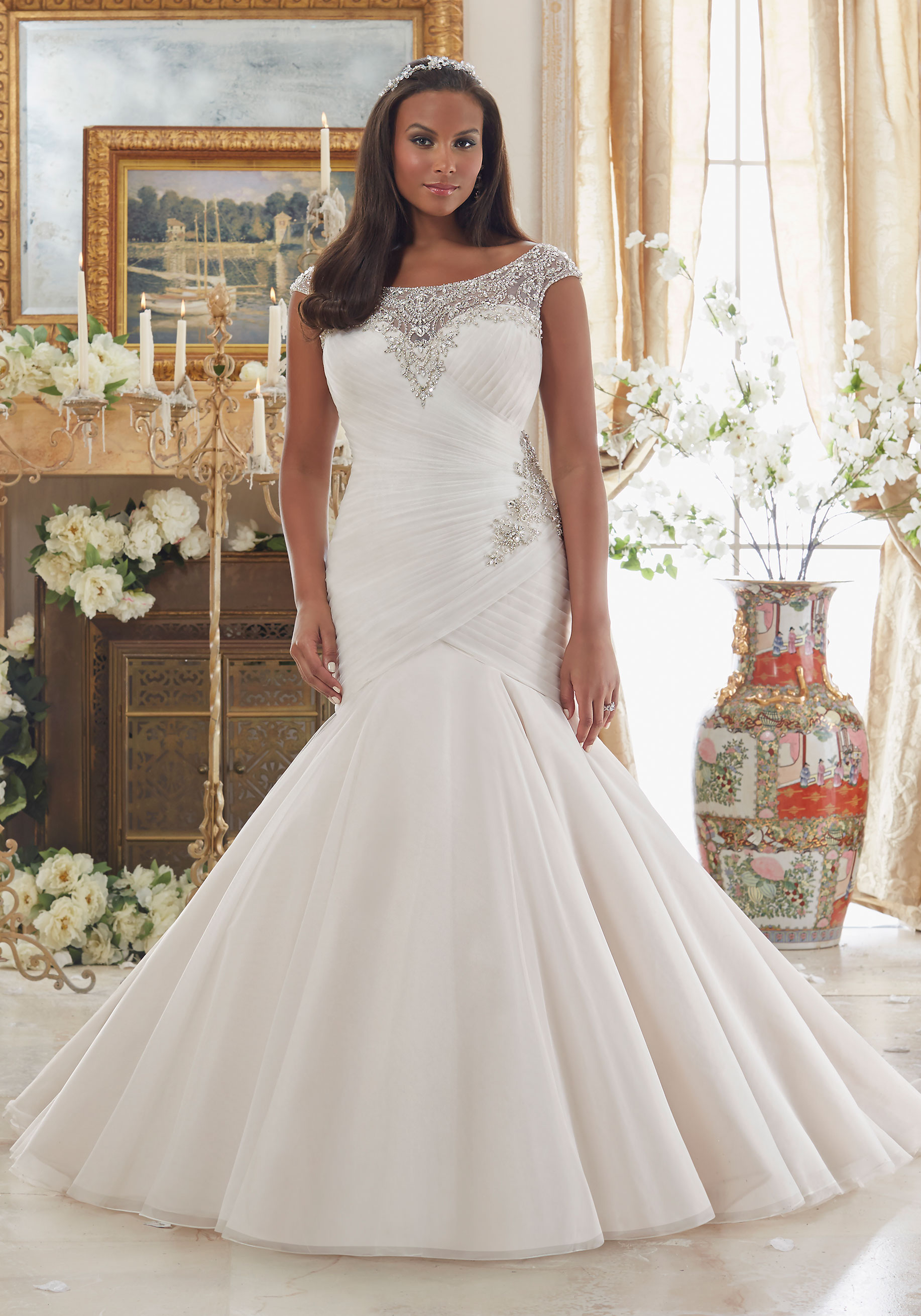 dresses for wedding plus size photo - 1