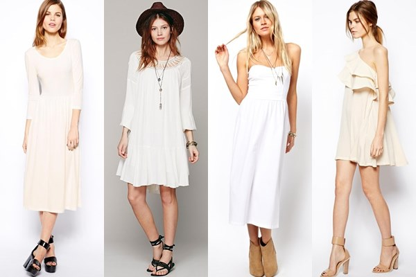 dresses to attend a beach wedding photo - 1