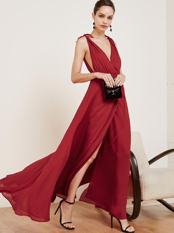 dresses to wear to a black tie wedding photo - 1