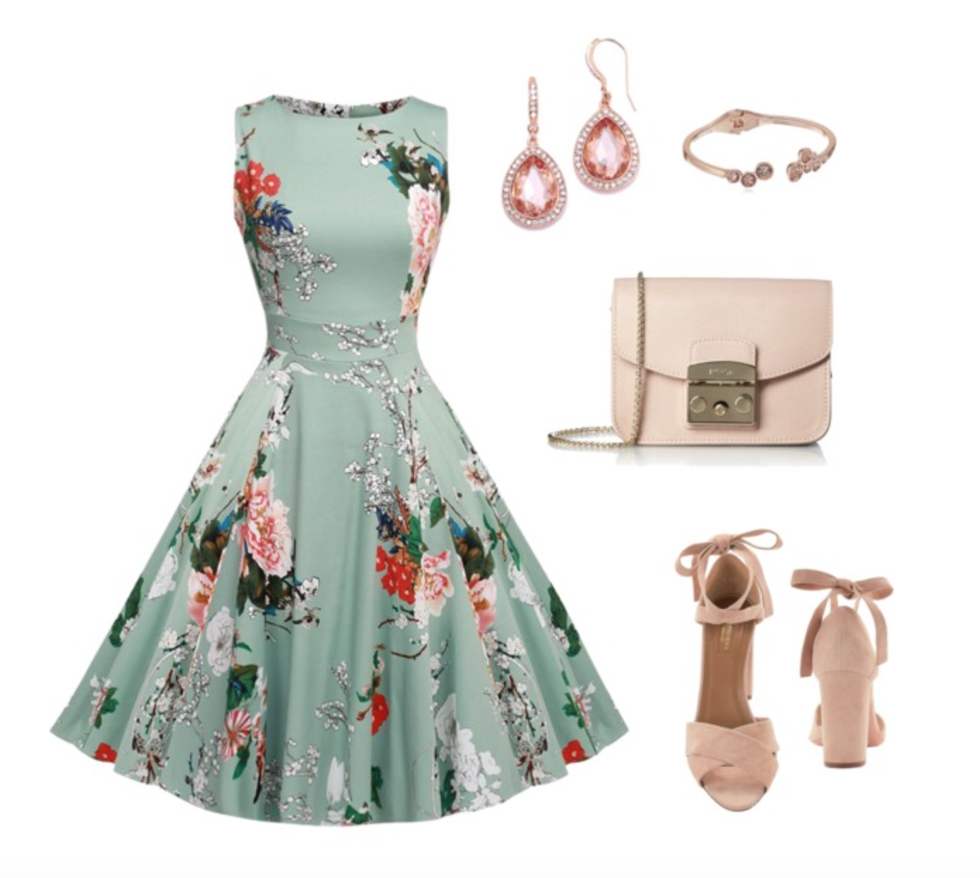 dresses to wear to a summer wedding photo - 1