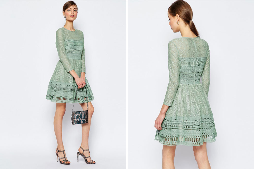 dresses to wear to a summer wedding as a guest photo - 1