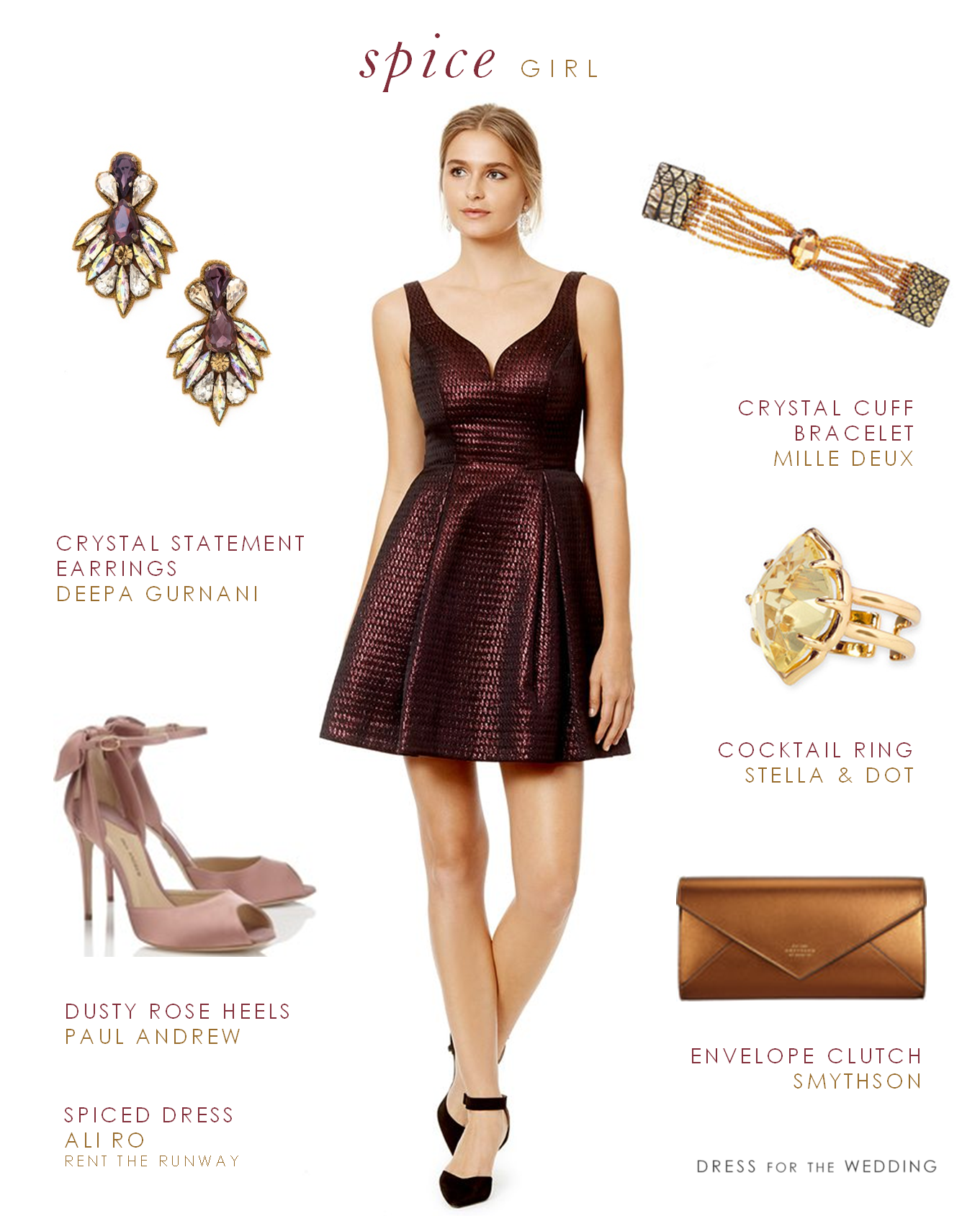dresses to wear to a wedding in november photo - 1