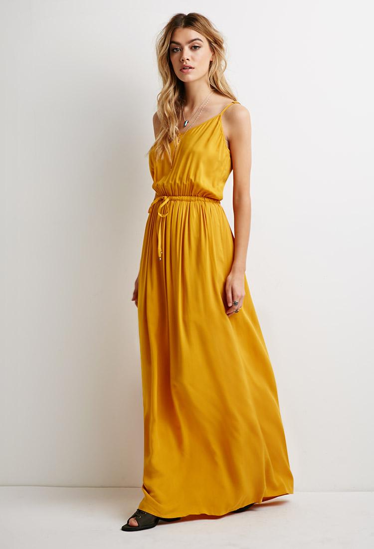 dressy maxi dresses for wedding photo - 1
