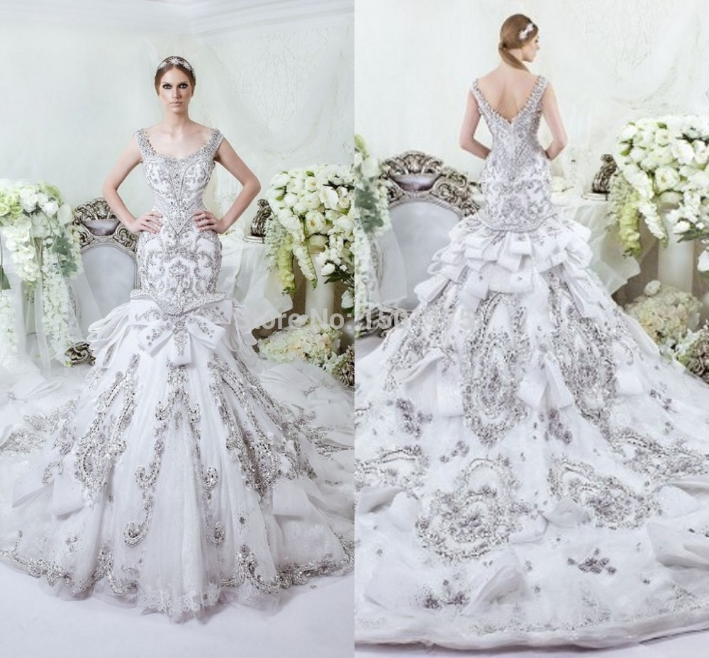 dubai wedding dresses photo - 1