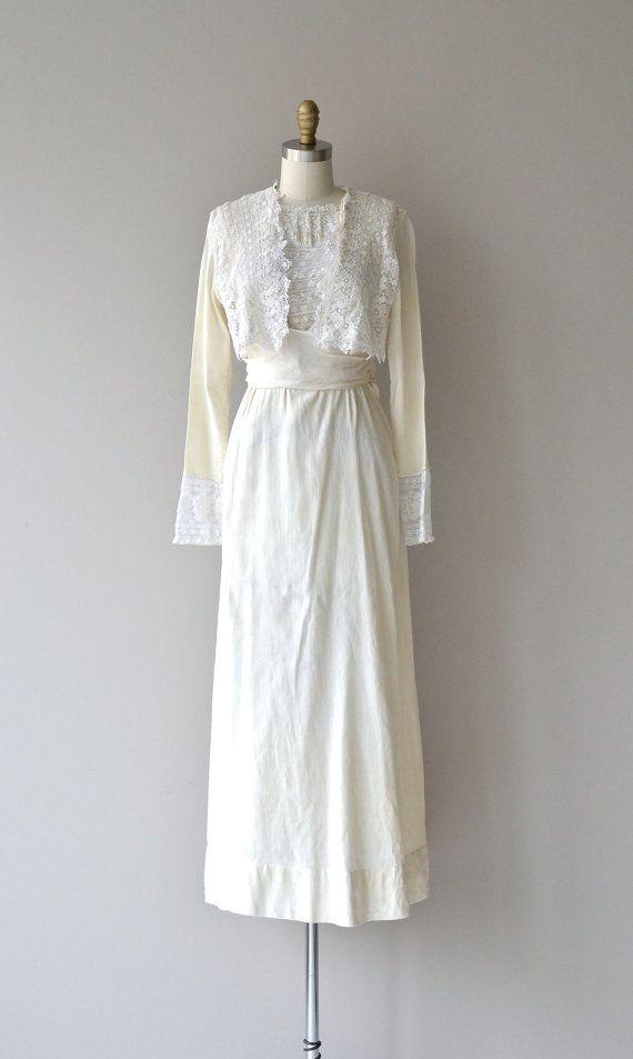 edwardian wedding dresses photo - 1