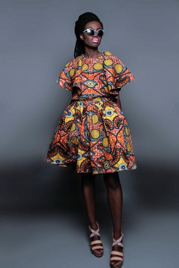 elegant african dresses photo - 1