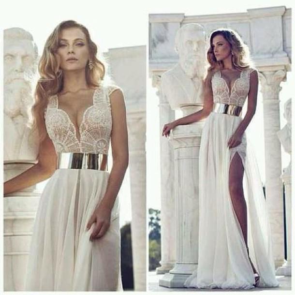 elegant classy prom dresses photo - 1