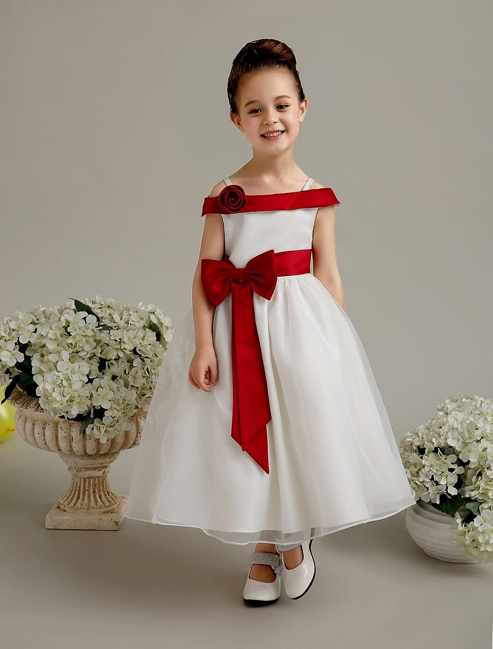 elegant dresses for little girls photo - 1
