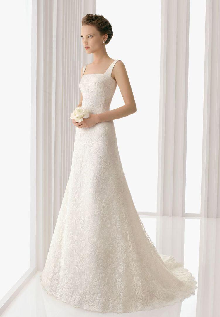 elegant dresses for wedding photo - 1