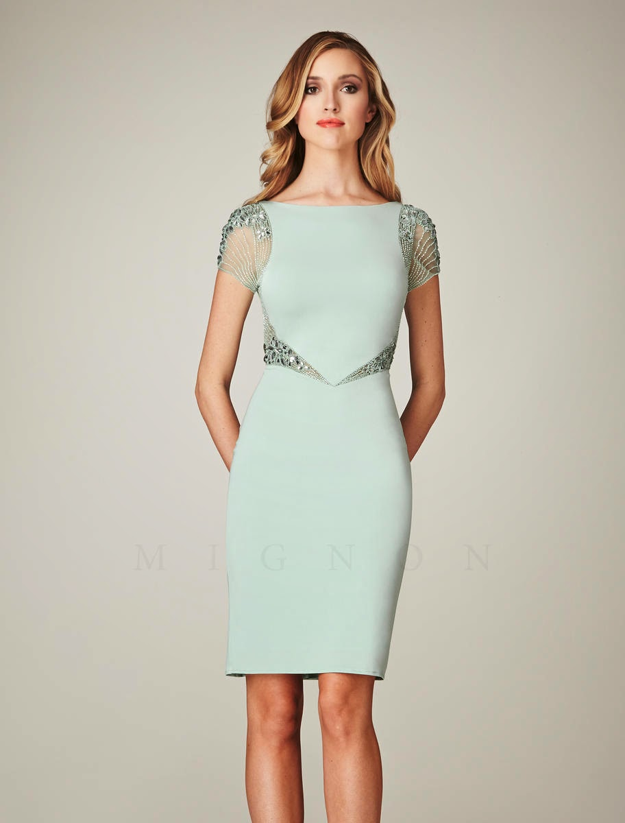 elegant dresses for wedding guest photo - 1