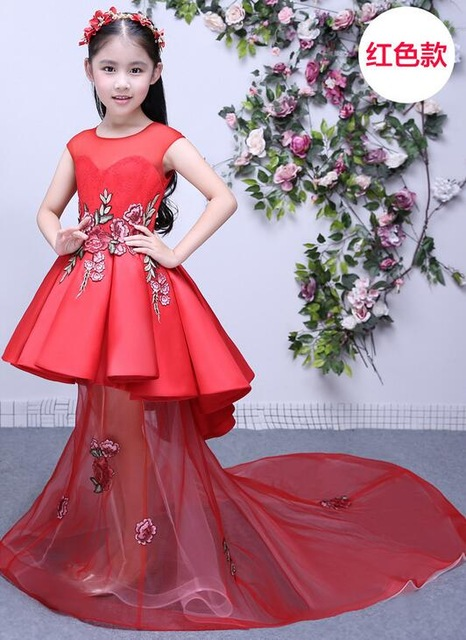 elegant toddler dresses photo - 1