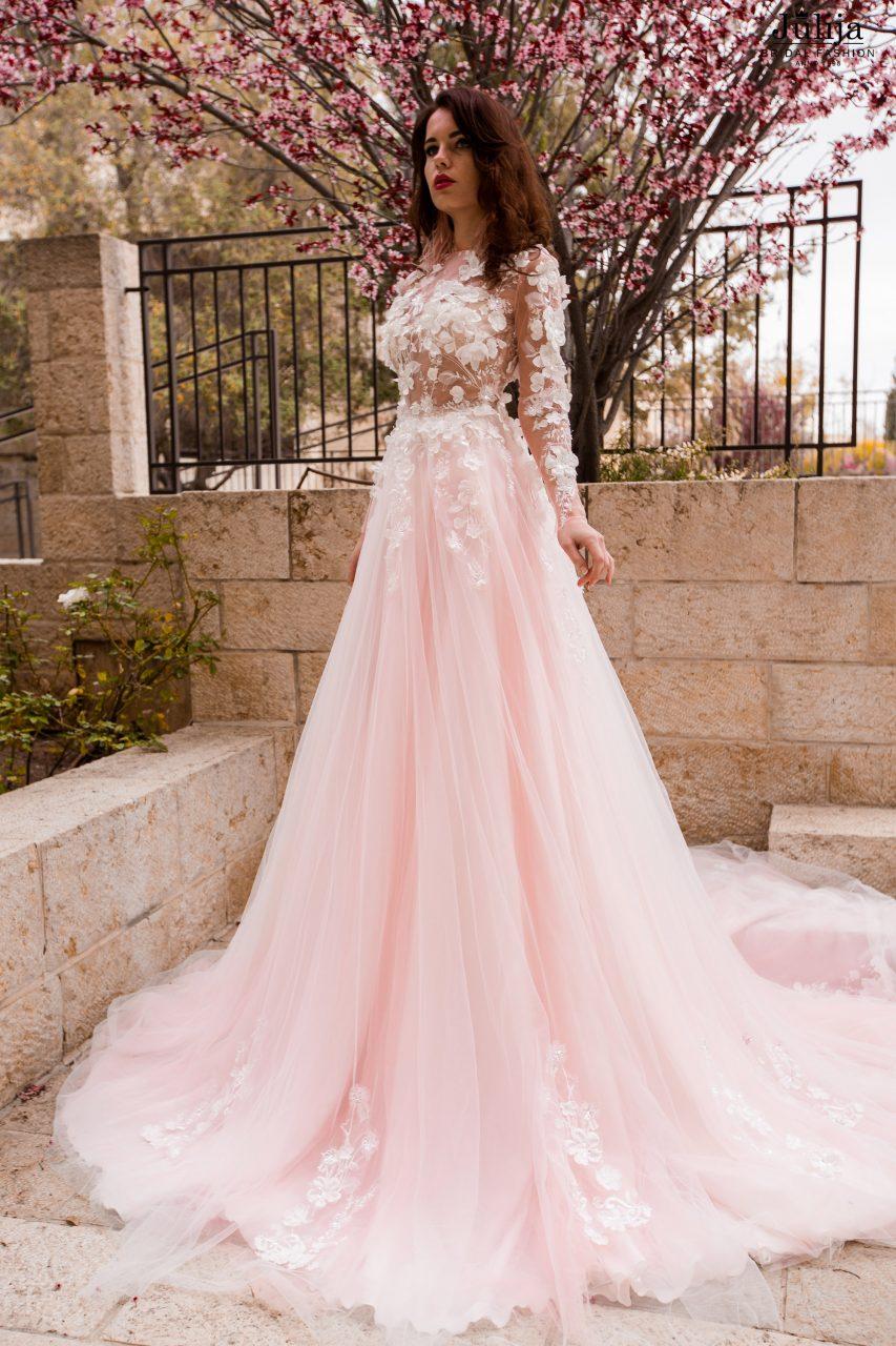 elegant wedding dresses photo - 1