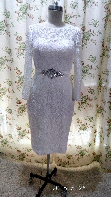 elegant white dresses photo - 1