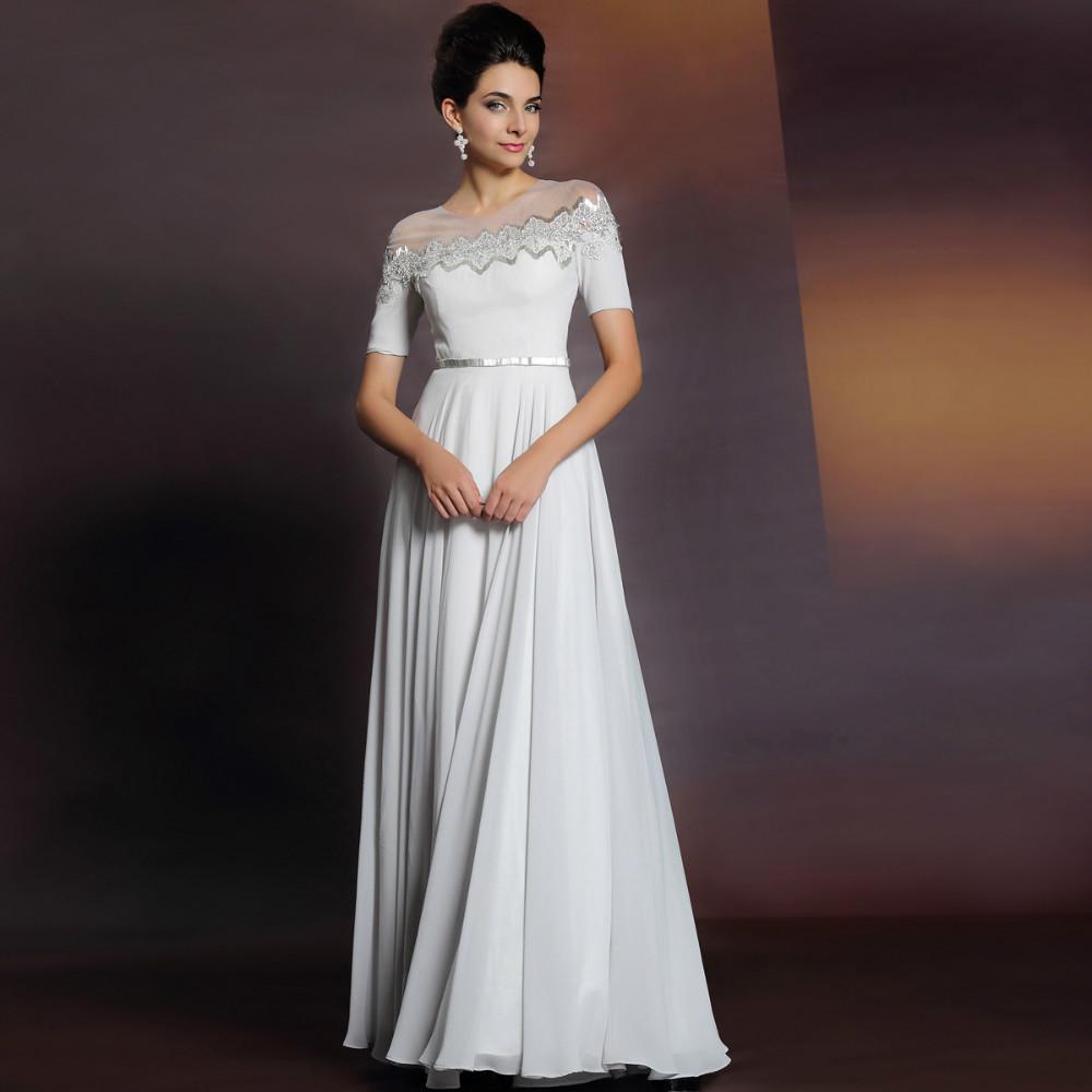 elegant winter dresses photo - 1