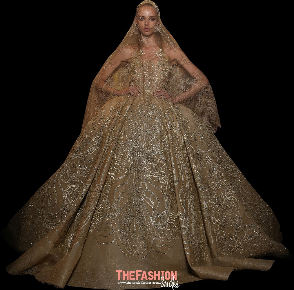 elie saab wedding dresses 2017 photo - 1