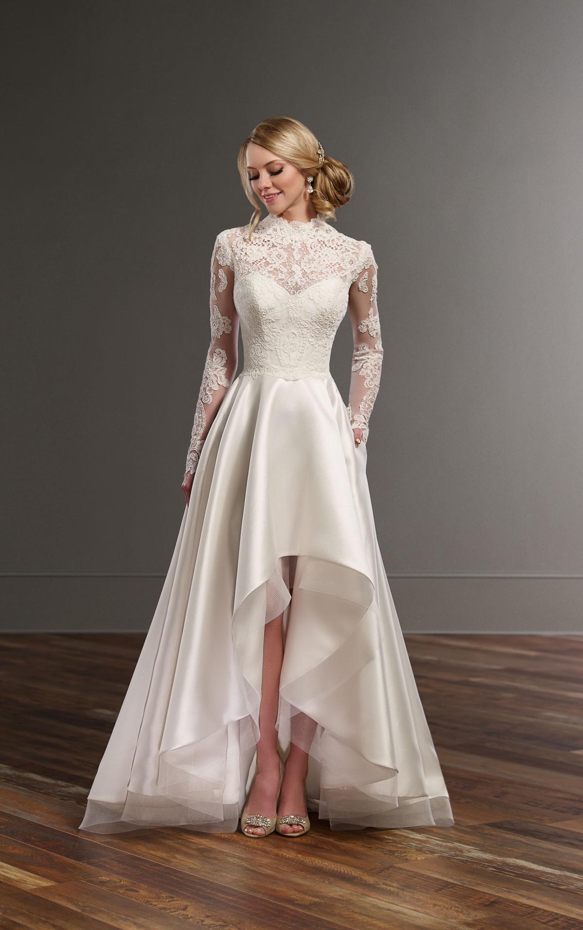 essences wedding dresses photo - 1