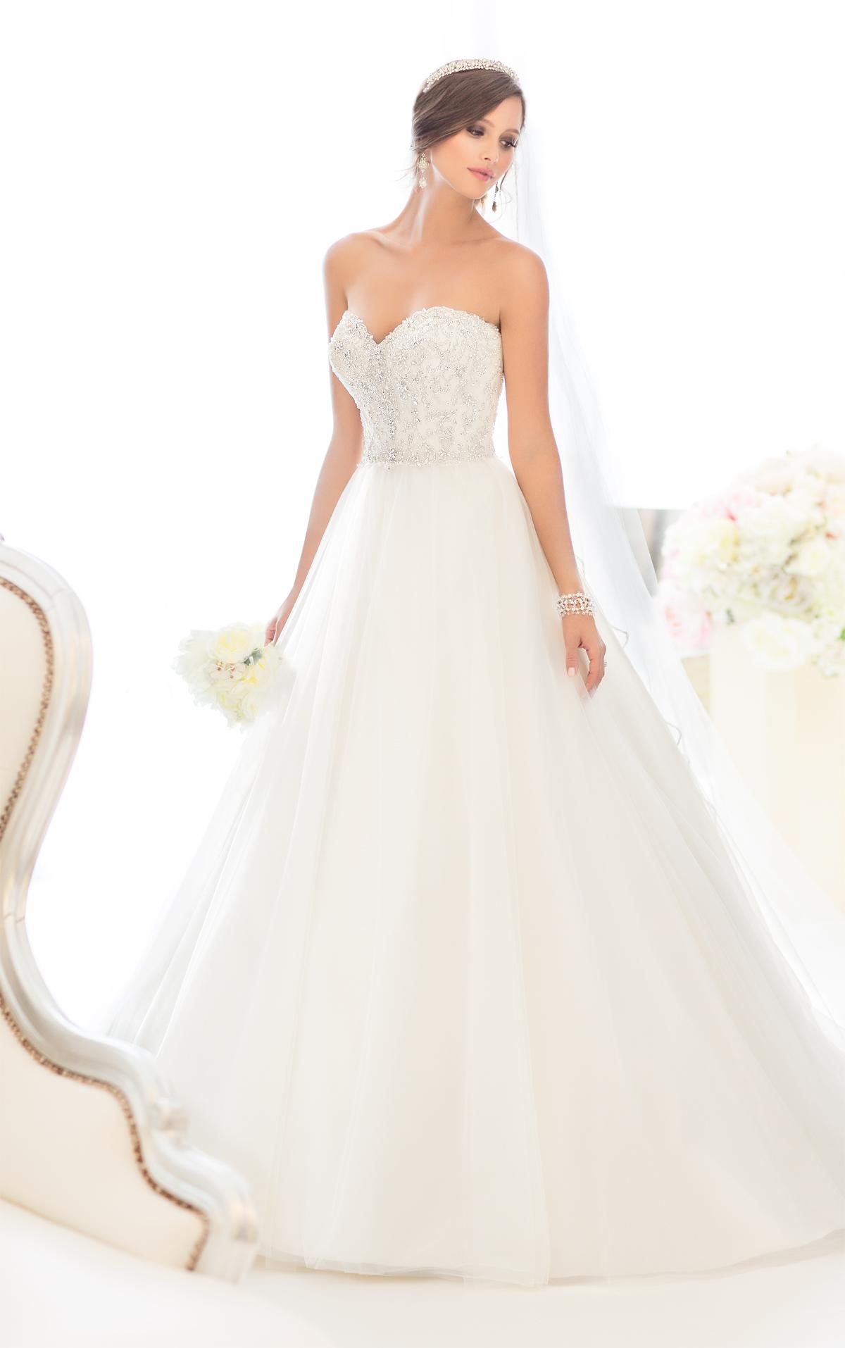 essense of australia wedding dresses photo - 1