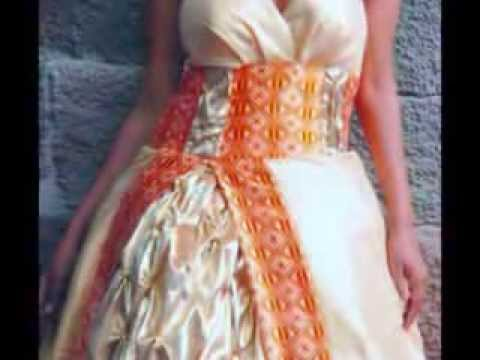 ethiopian cultural wedding dresses photo - 1