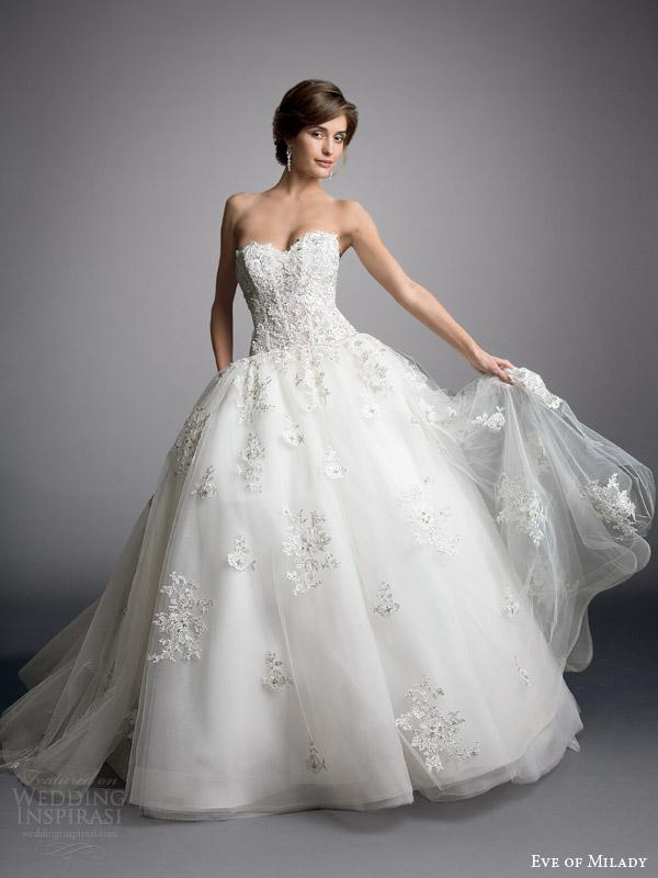 eva malady wedding dresses photo - 1