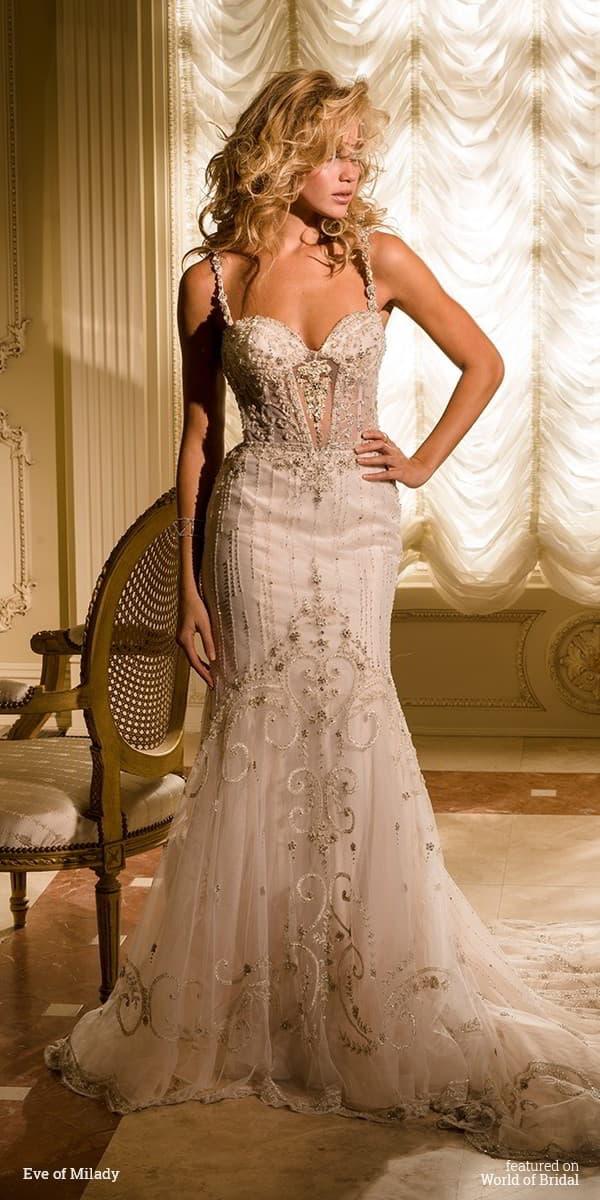 eva milady wedding dresses photo - 1