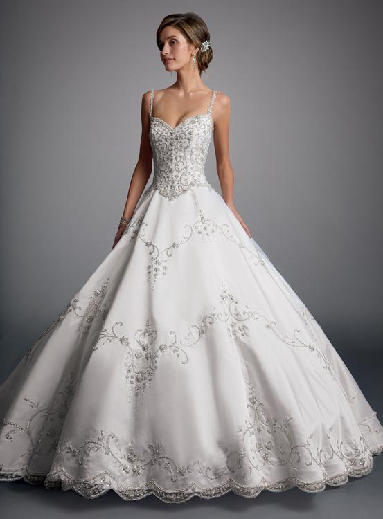 eve of milady wedding dresses photo - 1