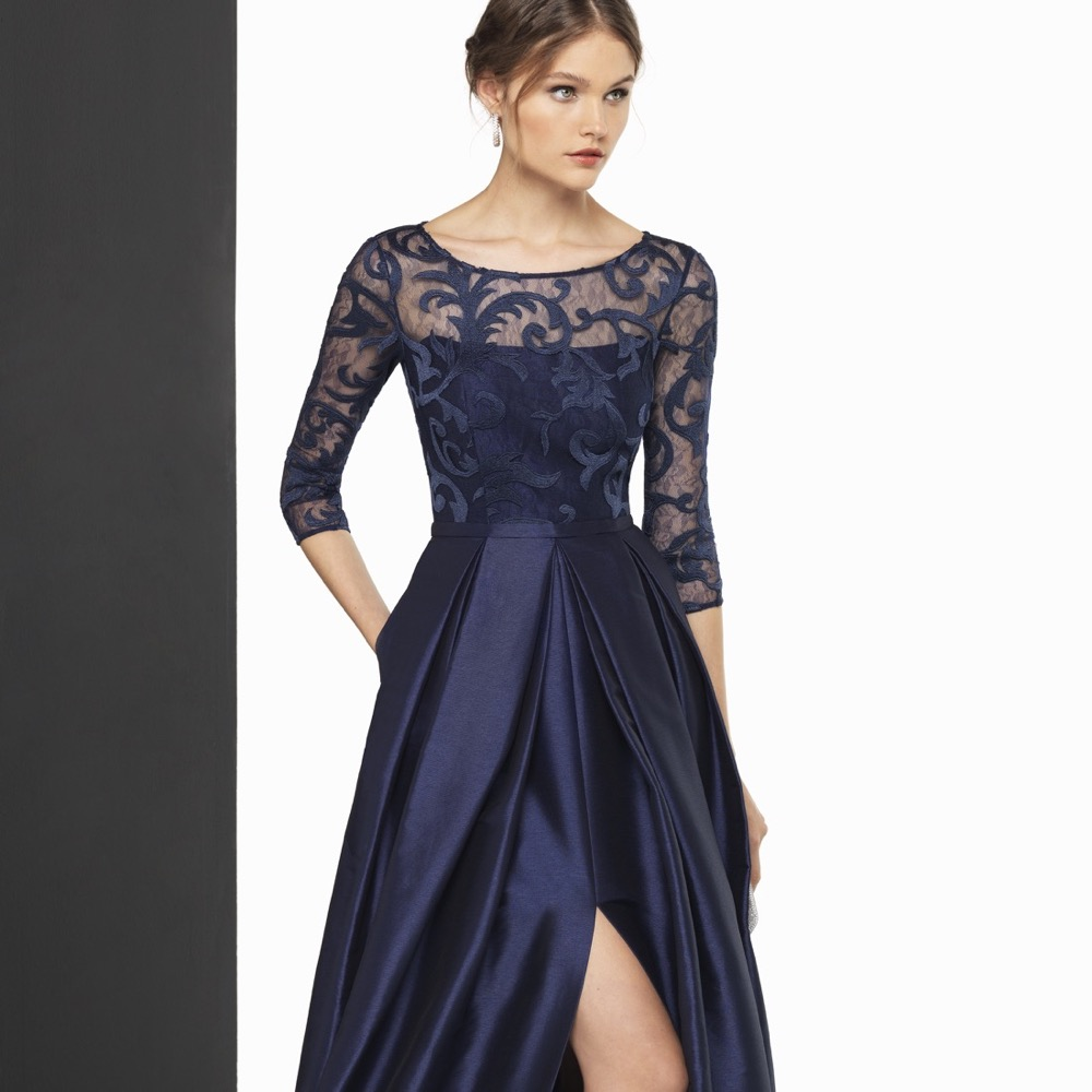 evening dresses for weddings photo - 1