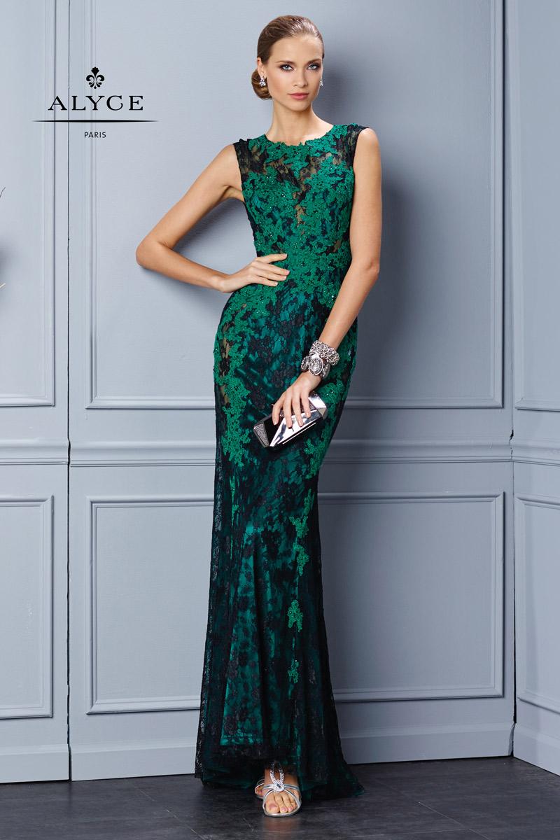 evening dresses houston photo - 1