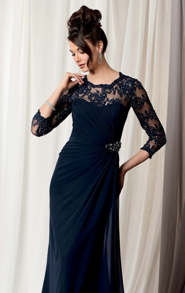 evening dresses plus size photo - 1