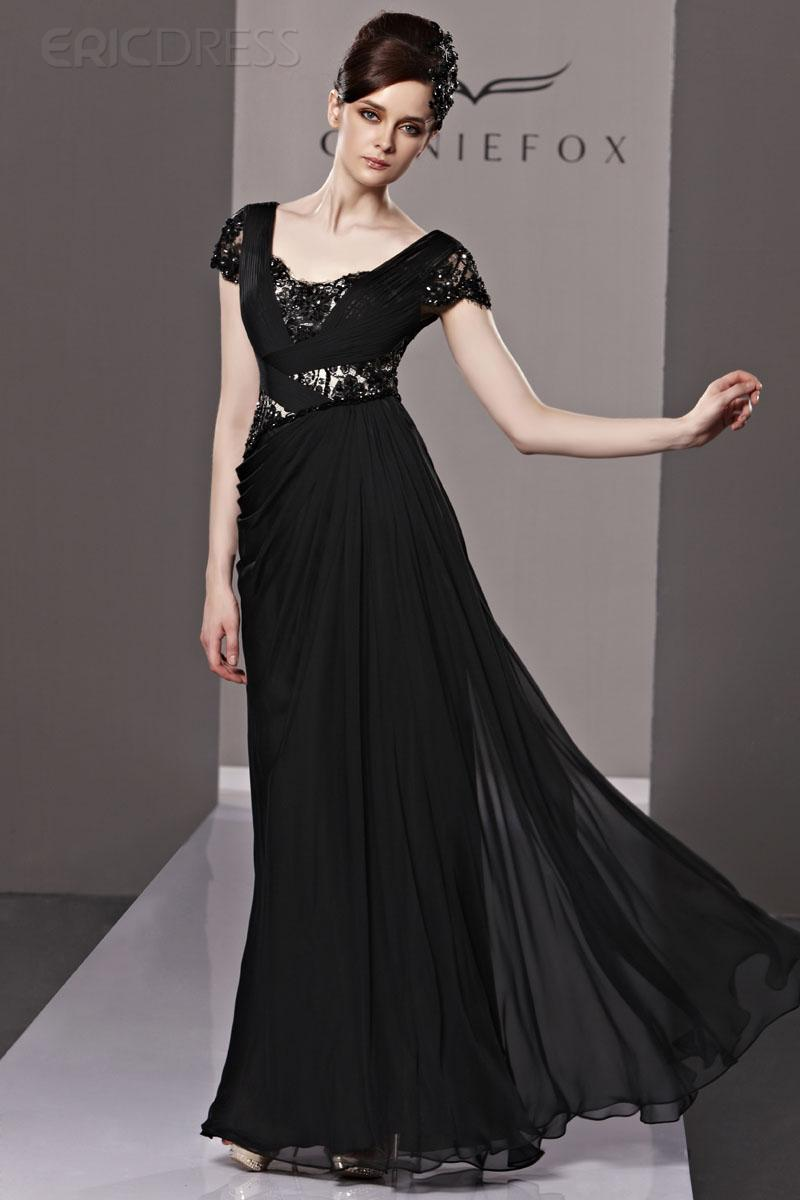 evening party dresses photo - 1
