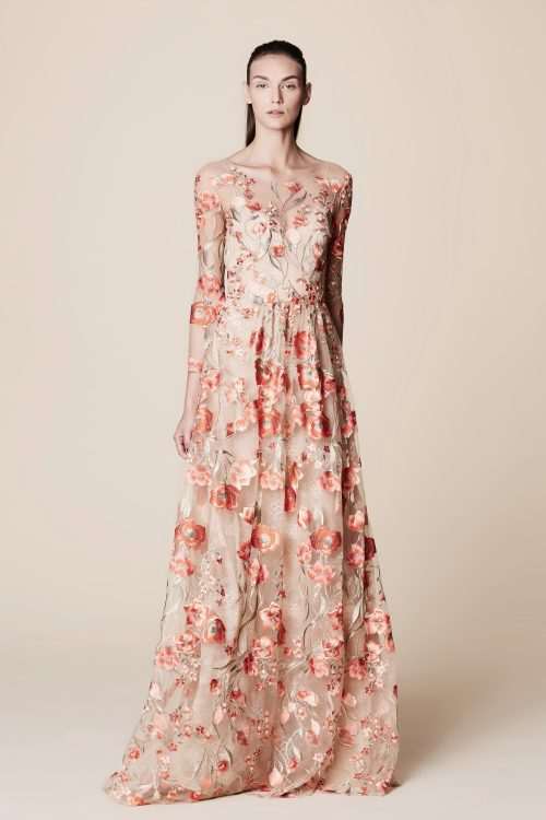 evening wear dresses photo - 1