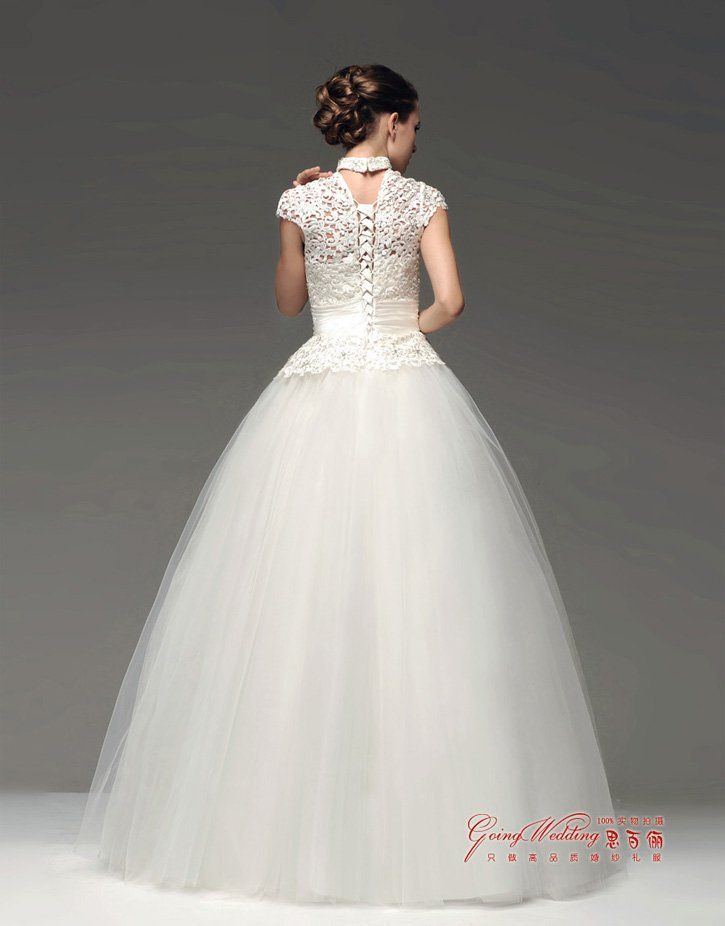 exotic wedding dresses photo - 1