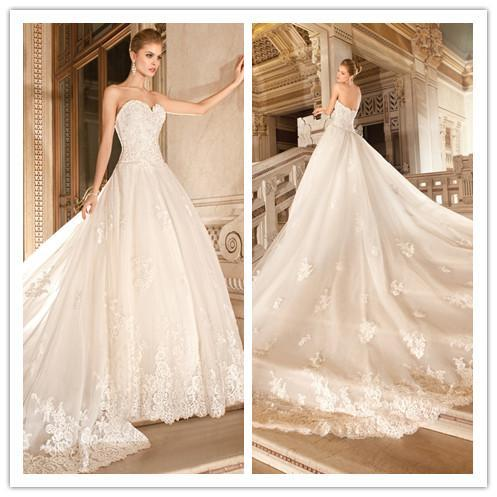 exquisite wedding dresses photo - 1