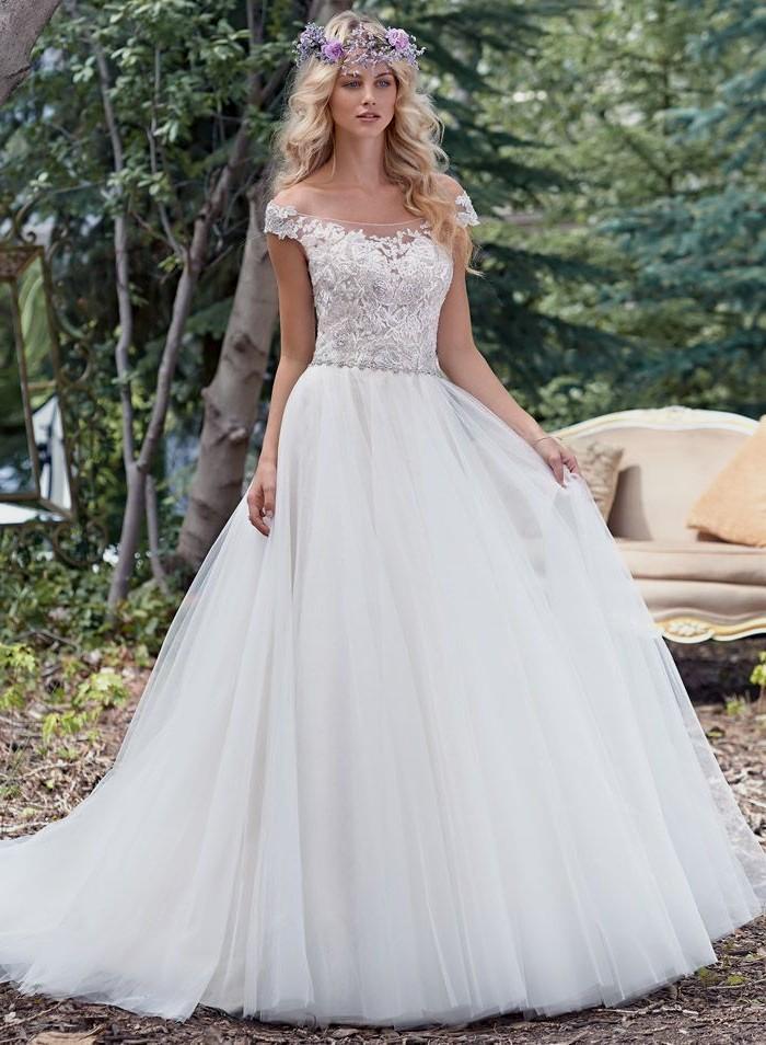 fairy tale wedding dresses photo - 1