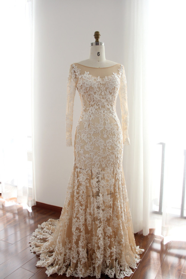 fall river wedding dresses photo - 1