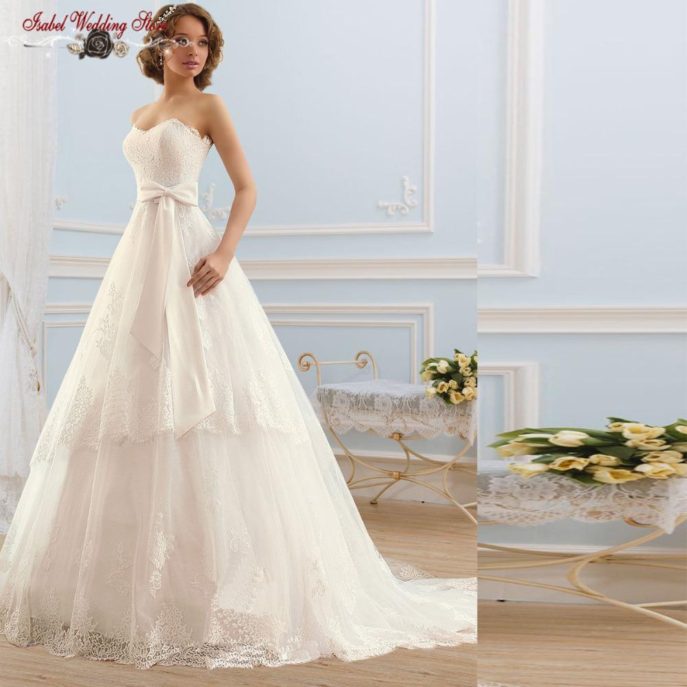 fast shipping wedding dresses photo - 1