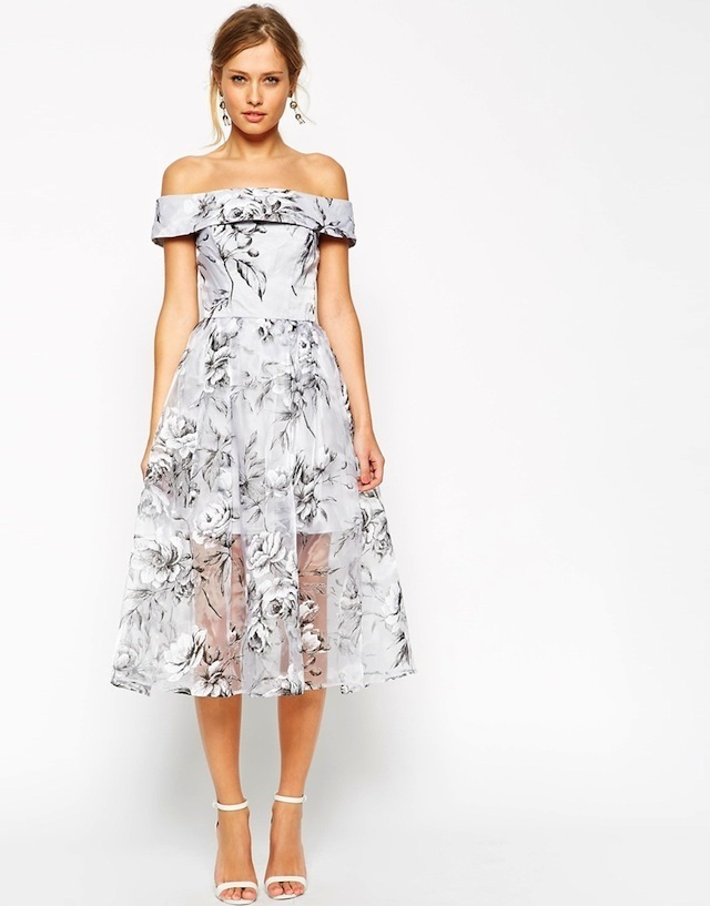 flowy dresses for wedding guest photo - 1