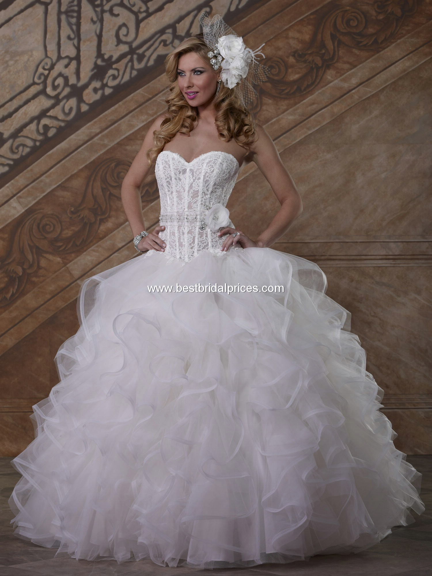 forever yours wedding dresses photo - 1
