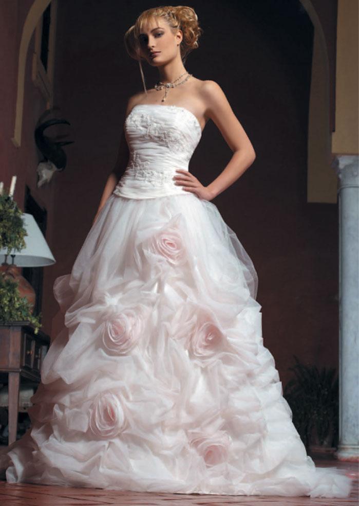 french style wedding dresses photo - 1