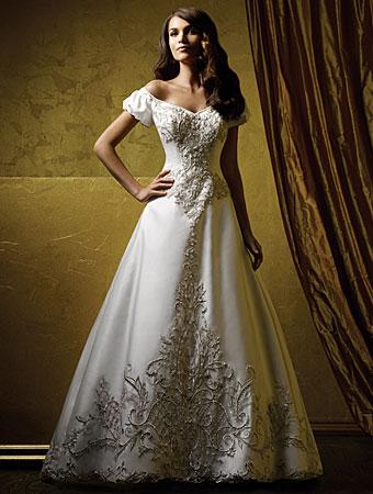 french wedding dresses photo - 1