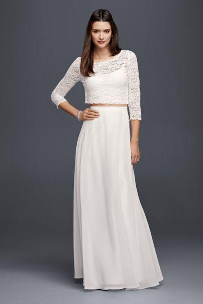 full size wedding dresses photo - 1
