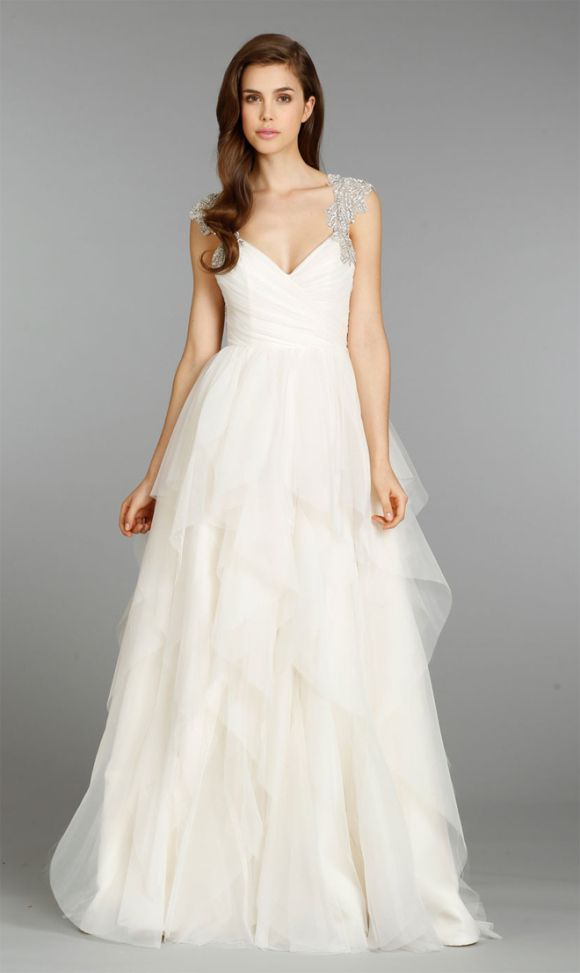 full wedding dresses photo - 1