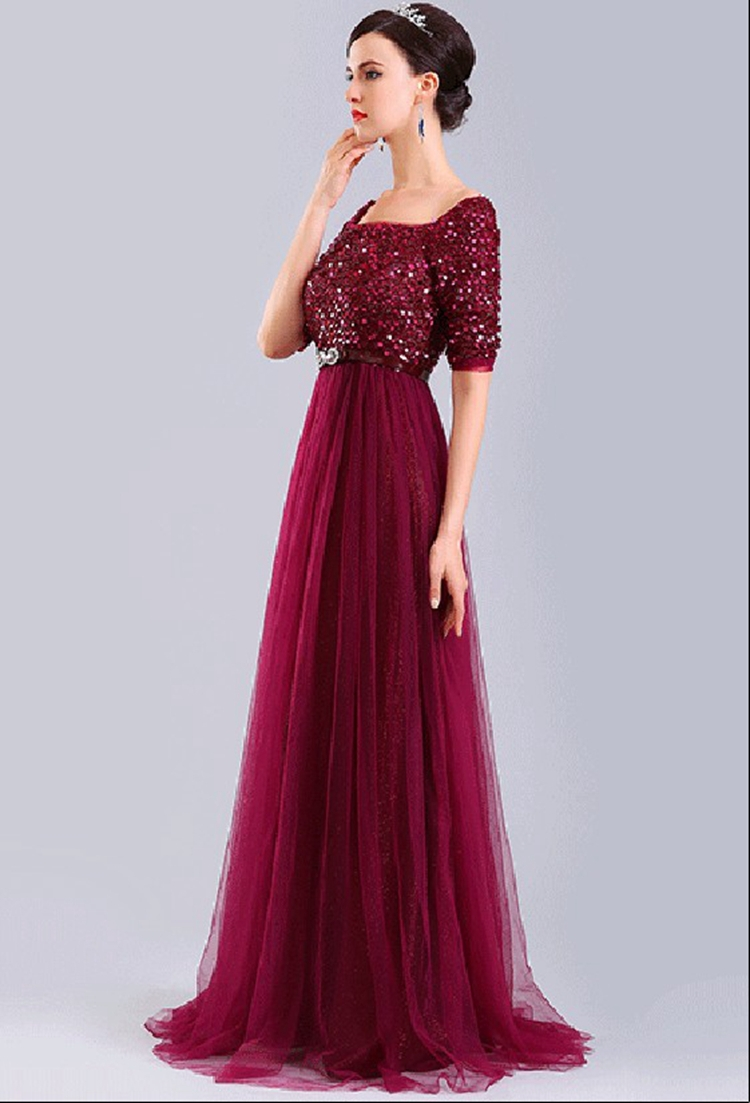 gala evening dresses photo - 1