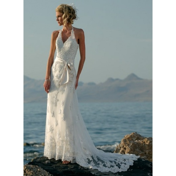 garden wedding dresses photo - 1